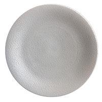 サーフェス 24cmミート(むじな菊)    501-257AB386  寸法:D24.7×H1.8(cm)