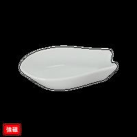 白レンゲ 受台    く09-139-10 寸法:8.9×5.3×2H㎝ 53g