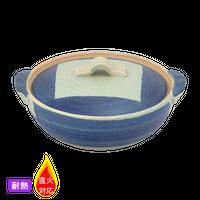 (耐)ごす巻 4.0土鍋    く09-148-25 寸法:13φ×15×7H㎝ 400g