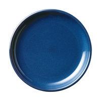 カントリーサイド フォールズブルー 19.5cmケーキ皿    寸法:19.8φ×2.9H㎝