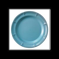 ラフィネ アンティークブルー 16cmリムプレート    496-15987108 寸法:16φ×1.5H㎝