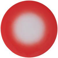 サーフェス27cmディナー(ソフィアレッド)    501-25707402  寸法:D27.6×H1.8(cm)