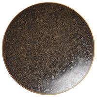 カリタ27㎝ディナー(森羅)    501-17386402 寸法:D27×H2.7 (cm)