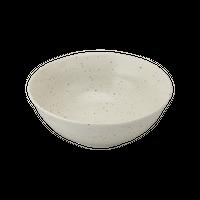 粉引 ゆらぎ4.0鉢    く09-093-24 寸法:12φ×4.5H㎝ 120g
