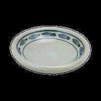 古染点つなぎ 3.0丸皿    く09-086-11 寸法:9.5φ×2H㎝ 120g