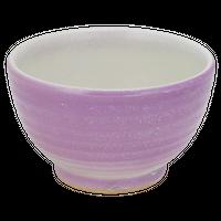 荒土紫吹 5.0多用丼    く09-106-03 寸法:14φ×8.5H㎝ 400g
