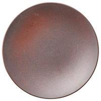 カリタ27㎝ディナー(玄武)    501-17378402 寸法:D27×H2.7 (cm)