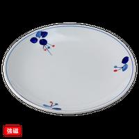 (強)一珍万両 7.5丸皿    く09-069-36 寸法:22φ×3H㎝ 500g