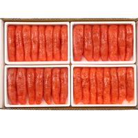 辛子明太子 1kg(250g×4)
