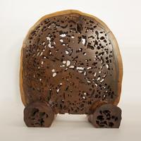 伊勢神宮 御神木 Wood Partition – from ISE Grand Shrine