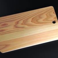檜のミニまな板