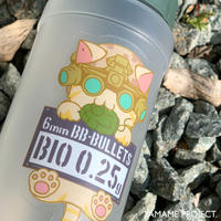 [ステッカー]BB Bottle Sticker ver.3 K-NYAIN UNIT