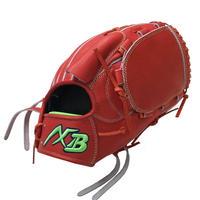 アクセフベルガード硬式投手用グローブ(高校野球対応・プレミアムステアレザー)右投げ