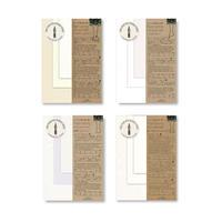 Paper tasting 白モノ4種セット