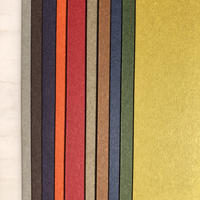 【限定商品】ディープマット 10色A4カット紙