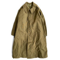 FRENCH ARMY M-35 Motorcycle Over Coat Dead Stock size 2