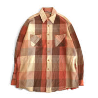 BIGMAC Flannel Shirt Made in Portugal