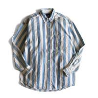 90's GAP Denim Striped Shirt