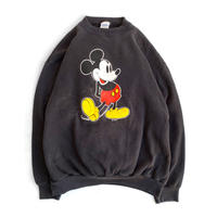 Mickey Sweat by Velva Sheen BLACK XL