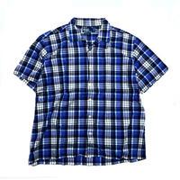 POLO  Open Collar BOX Shirt