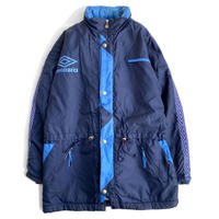 90's UMBRO BENCH COAT
