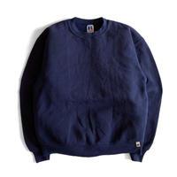 90's RUSSELL Sweat Shirt L Navy