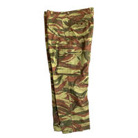 M-47 TROUTHERS Lizard Camo France Army Size 27 Dead Stock