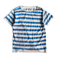 Hand Border Tee by Porter Classic