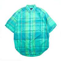 GAP  Madras Check Shirt 1990's