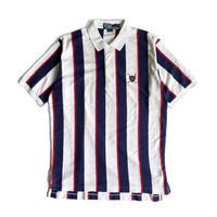 POLO Striped Polo Shirt