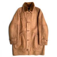 Eddie Bauer Mouton Coat