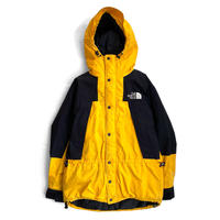 """3D Mt. Light JKT """"Yellow"""" by THE NORTH FACE"""