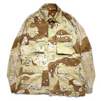 Cookie Dough Camouflage 1st Edition JKT 1983's M-Long