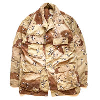 Cookie Dough Camouflage 1st Edition JKT  1981's M-Long
