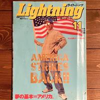 Lightning 1995/11月号/Vol.19