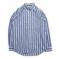 L.L.BEAN STRIPED BB Shirt