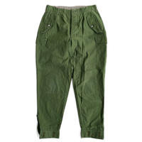 70's Swedish Army M-59 TROUSERS no.3