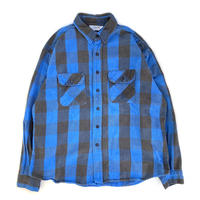 FIVE BROTHERS Heavy Flannel Shirt