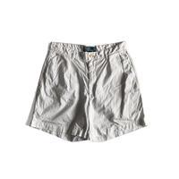 Polo ANDREW Shorts White