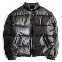 Schott Leather Down JKT