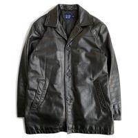 GAP Bronx Coat &Suede Shirt