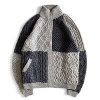 CARRAIG DONN Alan knit F/Z Sweater