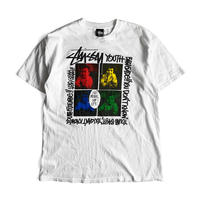 stussy x TOWER RECORDS Tee