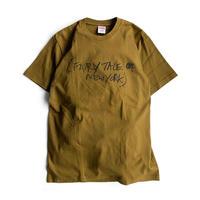 FONY T Shirt by Supreme Ocher