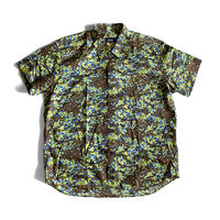 A.P.C Painted Camo Shirt