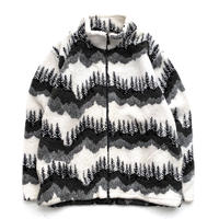 BLACK MOUNTAIN Fleece JKT Snowy Forest