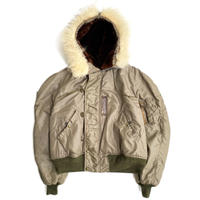 N-2 FLIGHT Jacket Made By REED PRODUCTS,INC.