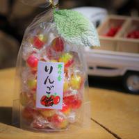 【青森りんご】野の香 りんご飴