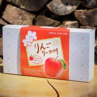 【おみやげ】りんごリーフパイ(10枚)