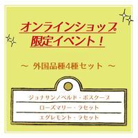 【限定10箱】外国品種4種セット 3kg箱